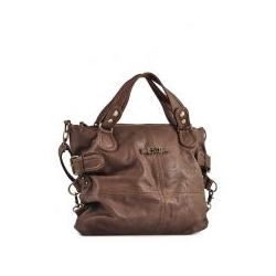 Sac cheval couleur taupe