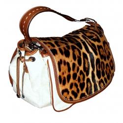 Destockage Sac à main ou bandoulière Dolce & Gabbana léopard