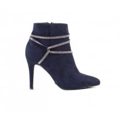 Madonna high heels blue