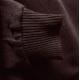 Polo zip Stil Park manches longues noir My Dressing