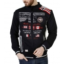 Gilet molleton Geographical Norway