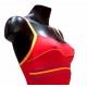 Ocean Wear Maillot de bain une pièce coloris rouge corail-My Dressing