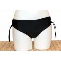 Ocean wear bas de maillot de bain noir réglable vendu seul