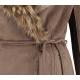 Rino & Pelle manteau long croisé-My Dressing
