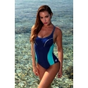 Ocean Wear Maillot de bain entier natation 2 couleurs