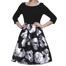 Audrey Hepburn dress vintage style