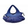 Diesel Sac femme à main ou épaule cuir bleu-My Dressing