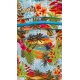 Ocean Wear Maillot de bain 1 pièce multicolore Tropical