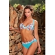 Maillot 2 pièces femme Ocean Wear forme soutien gorge turquoise-My Dressing