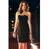 Orna Farho robe bustier noire modèle Orion