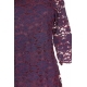 Robe en dentelle deux couleurs-My Dressing
