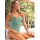 Ocean Wear maillot de bain une pièce femme motifs géométriques