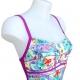 Ocean Wear maillot de bain une pièce haut préformé multicolore