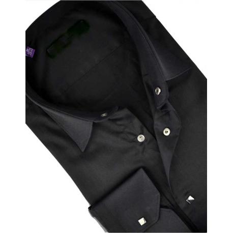 chemise Karl cintré noire my dressing