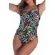 Ocean Wear Maillot 1 pièce femme tropical