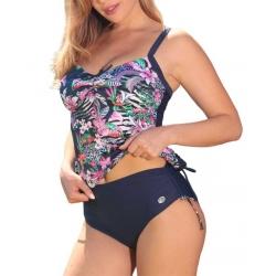 maillot Tankini femme Ocean Wear imprimé