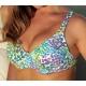 Maillot 2 pièces femme Ocean Wear forme soutien gorge bleu turquoise-My Dressing