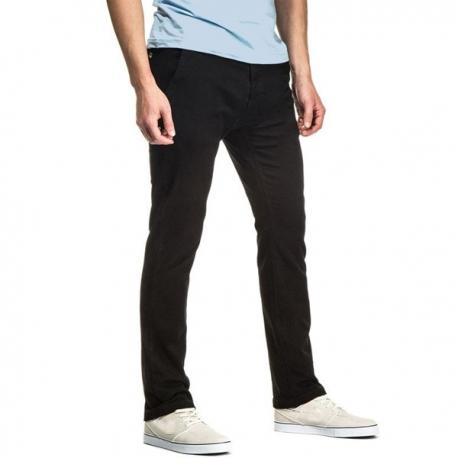 pantalon chino noir D-Skins