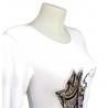 T-shirt femme manches longues Gian Franco Ferré