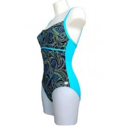 Ocean Wear Maillot de bain bleu turquoise