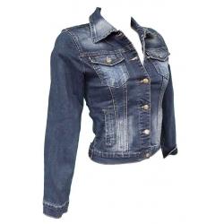 Veste Jeans femme ajustée