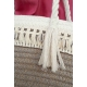 Panier plage pompon Systyle