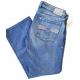 Diesel homme jeans délavé coupe droite