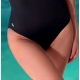 maillot de bain noir une piece Ocean Wear-My Dressing