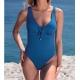 Ocean Wear maillot de bain 1 pièce grande taille