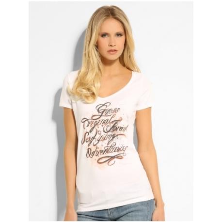 T-shirt Guess manches courtes