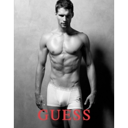 Boxer blanc homme Guess My Dressing