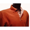 Polo homme hiver-Pull polo