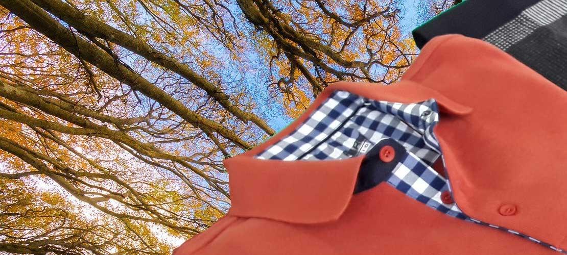 Les hommes vont adorer les polos Stilpark hiver